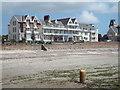 WV6547 : Ommaroo Hotel, St. Helier by Malc McDonald