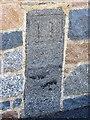 WV3177 : Old Milestone, Route de St Andre (Ancien jalon) by Graham Williamson